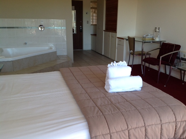 Executive Spa Suite Conference Venues Taupo